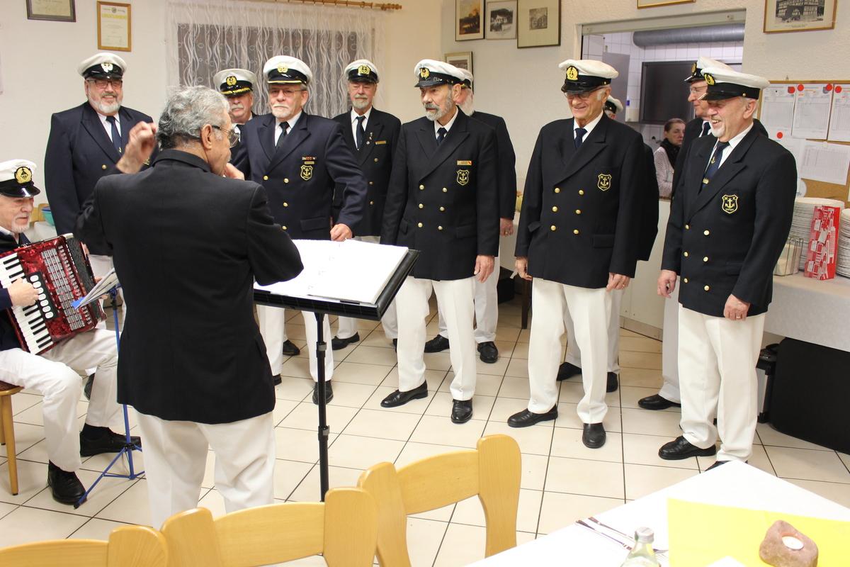 Shanty Chor der MK Ettlingen Albtal